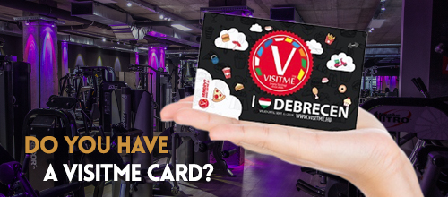 Do you have a VisitMe card?